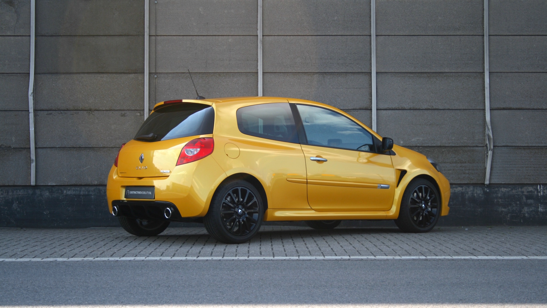 renault clio rs 200 2 0 16v distinctive mobility. Black Bedroom Furniture Sets. Home Design Ideas
